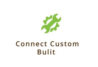 custom bulit